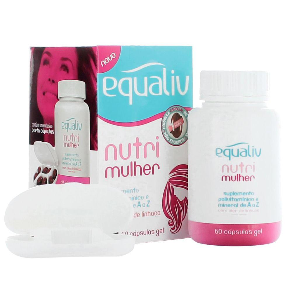EQUALIV-NUTRI-MULHER-60CPS