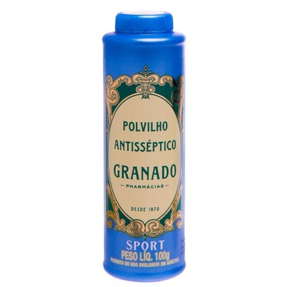 GRANADO-POLV.ANT.100G-SPORT