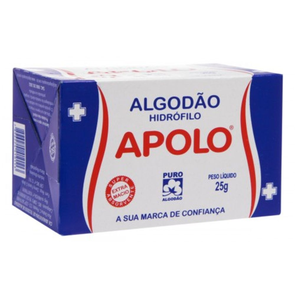 APOLO-ALGODAO-25G