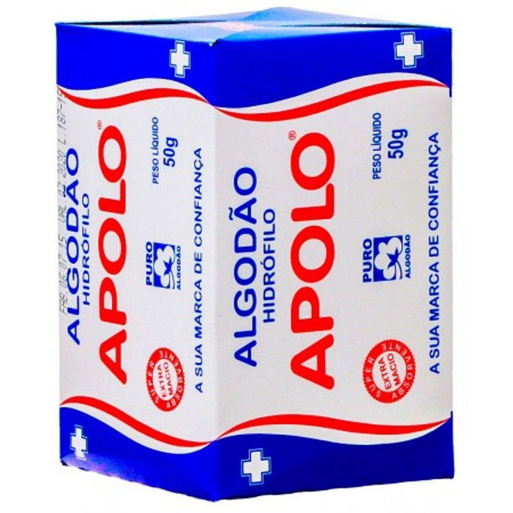 APOLO-ALGODAO-50G