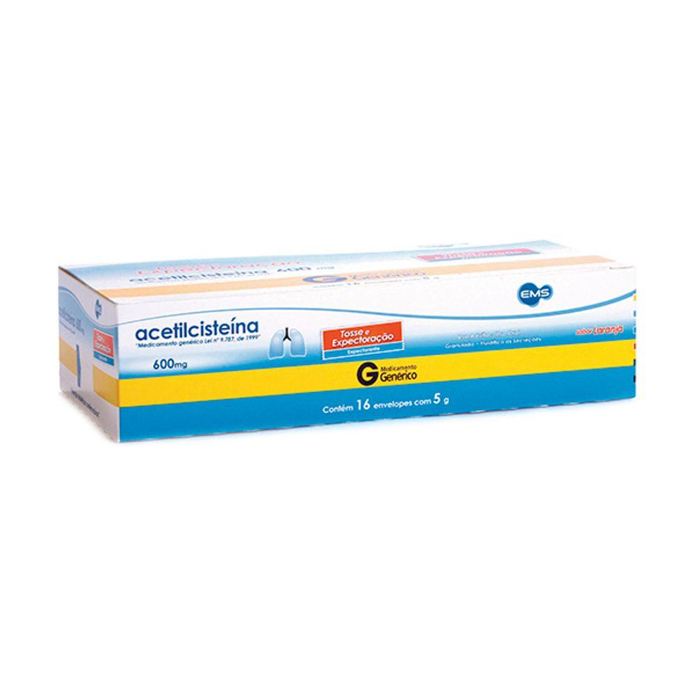 ACETILCISTEINA-600MG-5G-16ENV-EMS--MIP-