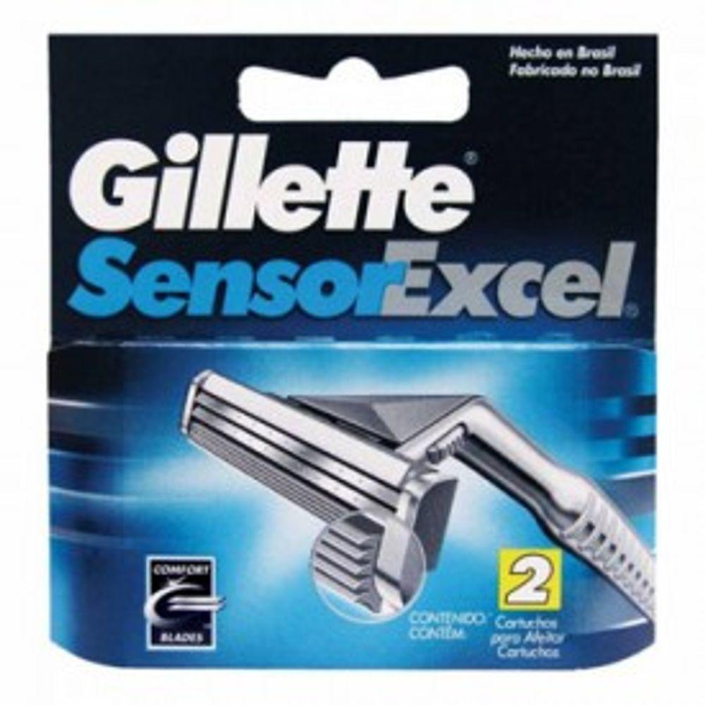 GILLETTE-SENSOR-EXCEL-CARGA-C-2