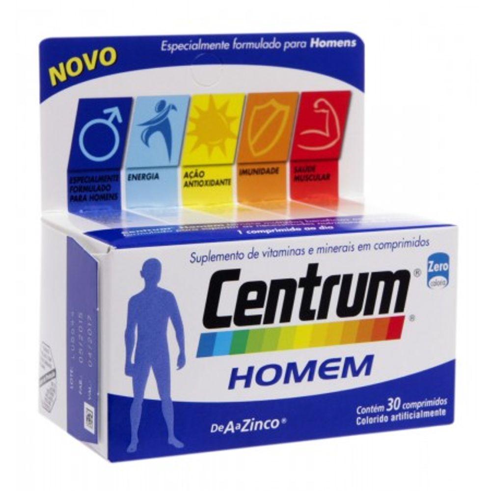 CENTRUM-HOMEM-30CPR