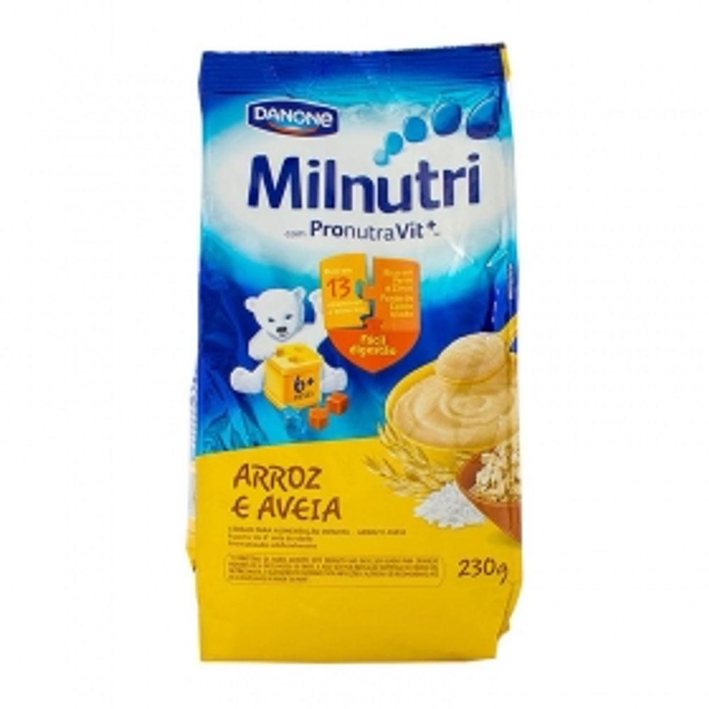 MILNUTRI-CEREAIS-ARROZ-E-AVEIA-230G