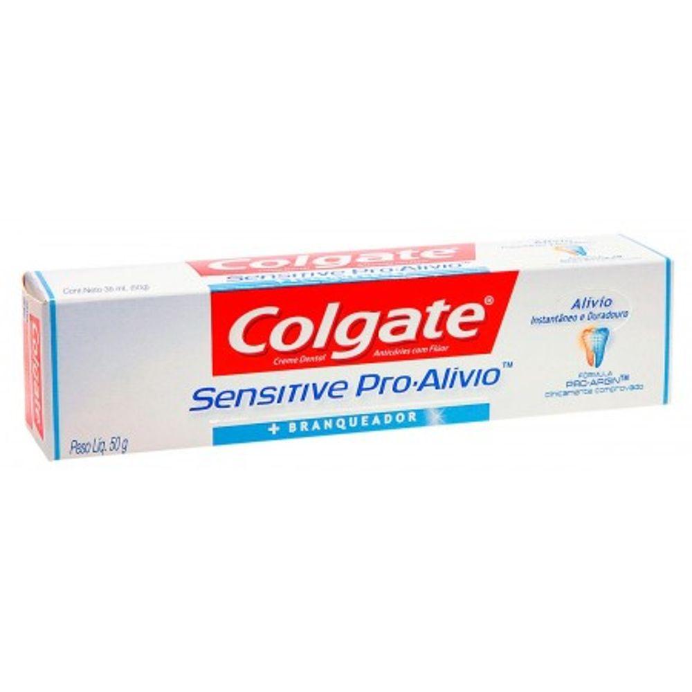 COLGATE-50G-PRE.PRO-ALIVIO-BRANQ