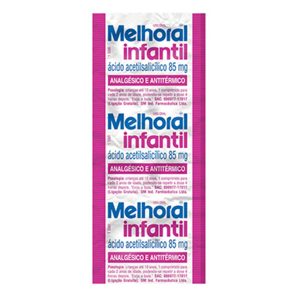 MELHORAL-INF.BL.8CPR--MIP-