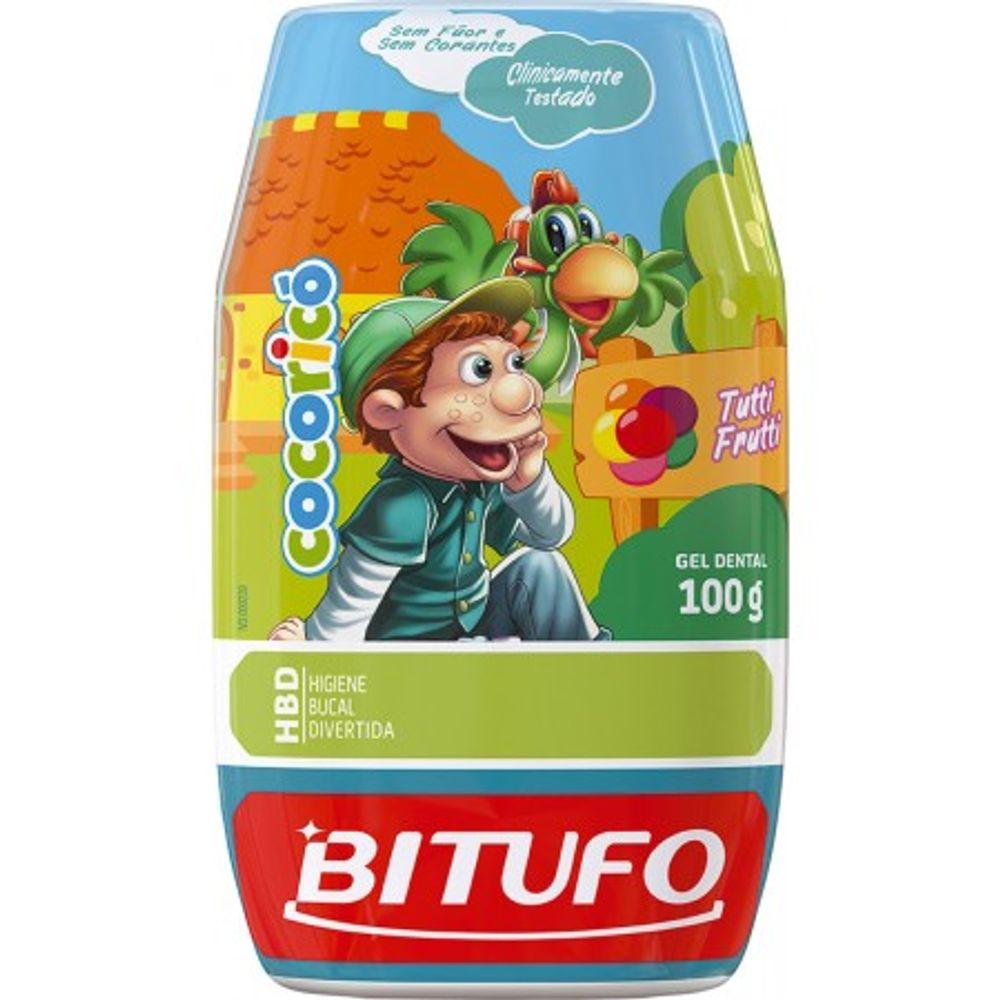 BITUFO-COCOR.GEL-S-F-TUT.100G
