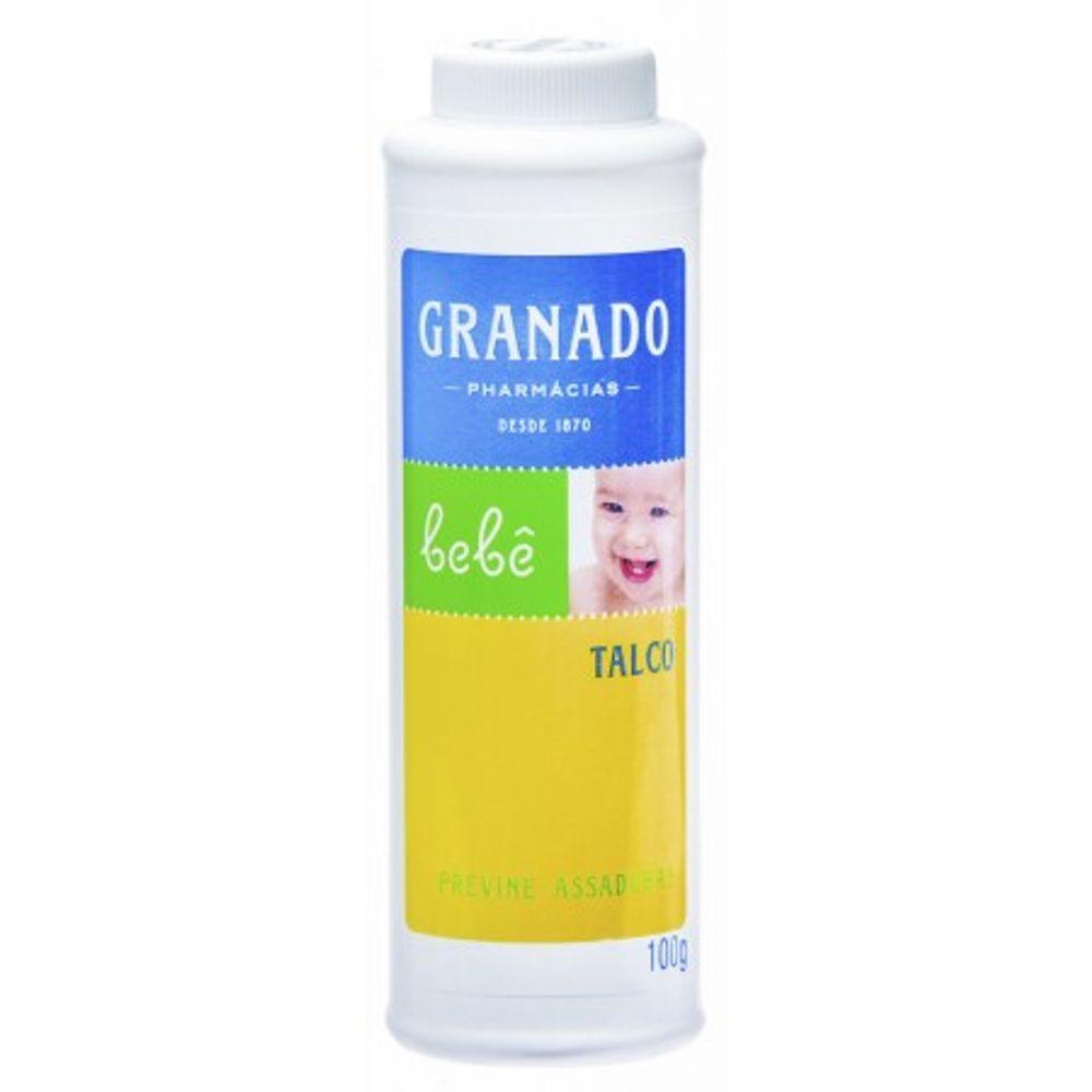 GRANADO-BEBE-TRADICIONAL-TALCO-100G