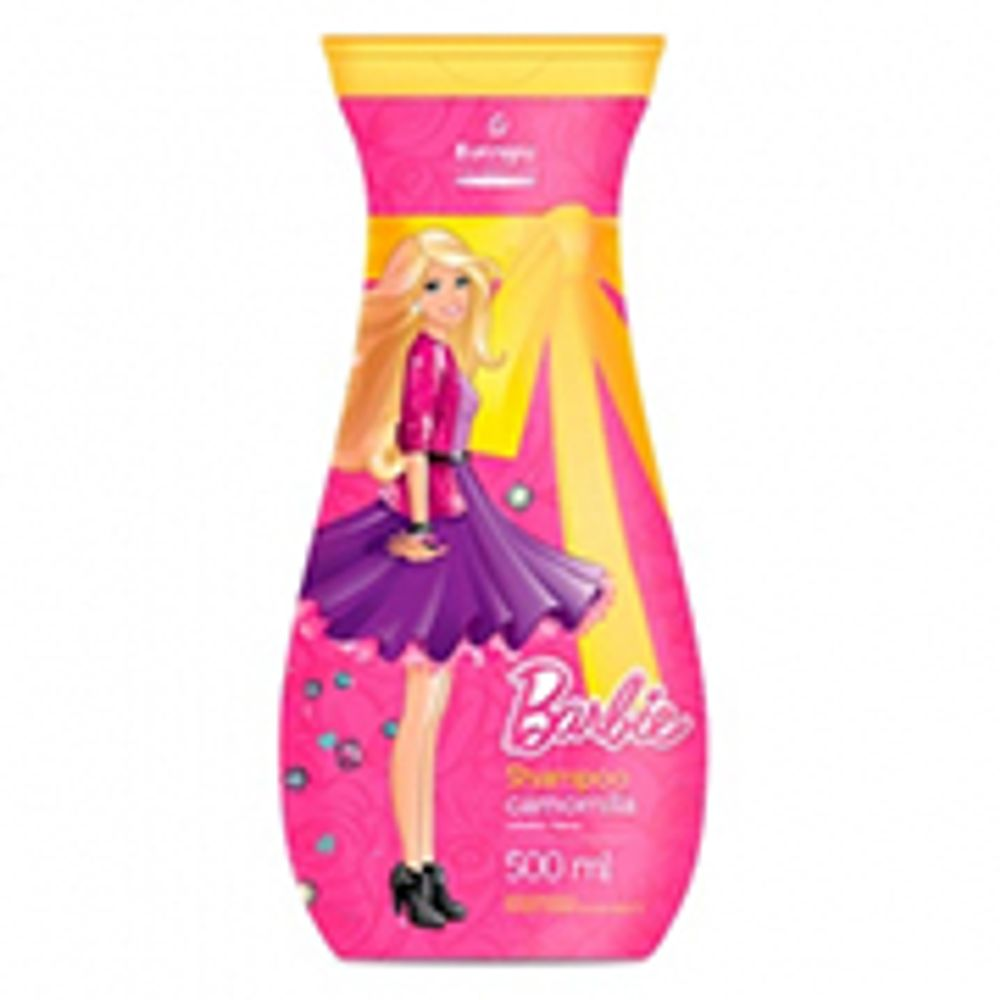 BARBIE-SH.CAMOMILA-500ML