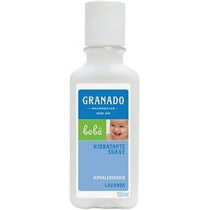 GRANADO-BEBE-LAVANDA-LOCAO-HID.100ML