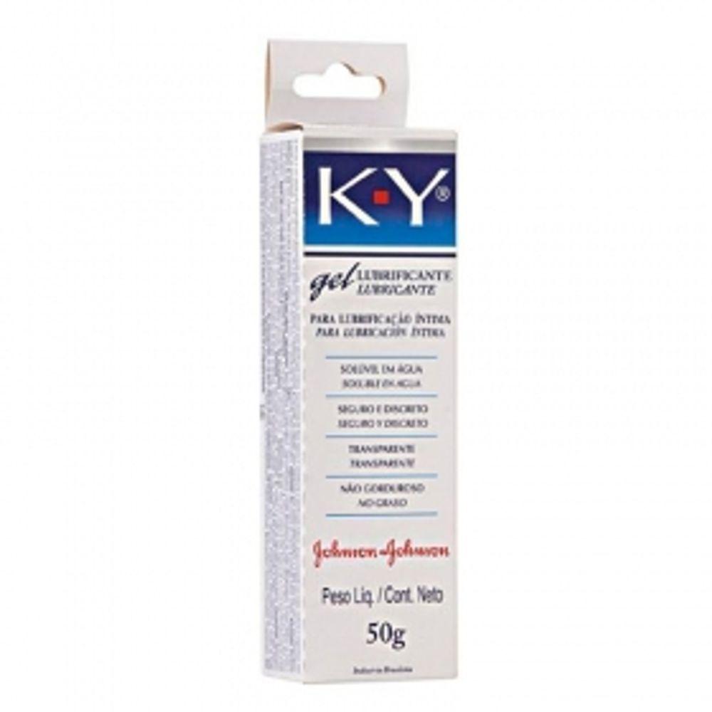 KY-GEL-LUBRIF.50G