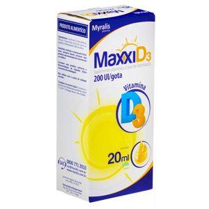 MAXXI-D3-20ML