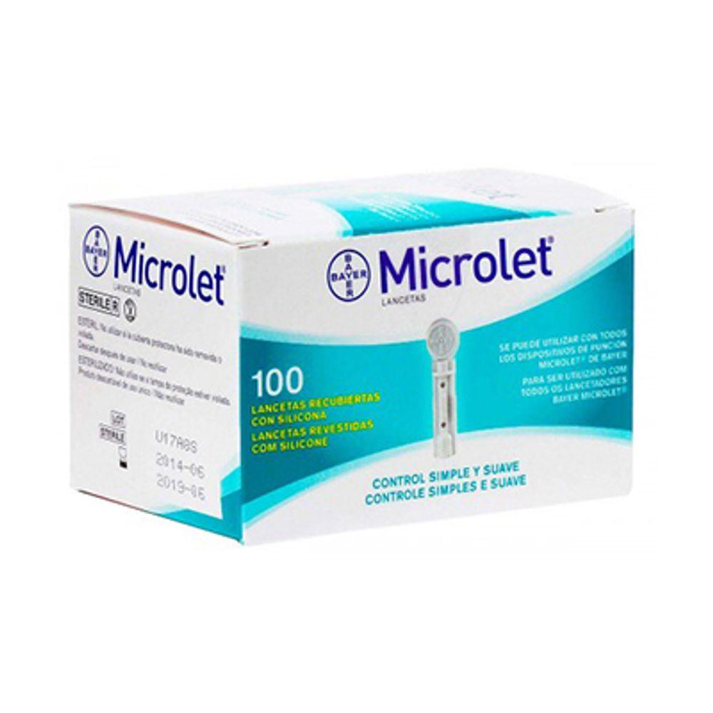 MICROLET-LANCETAS-C--100