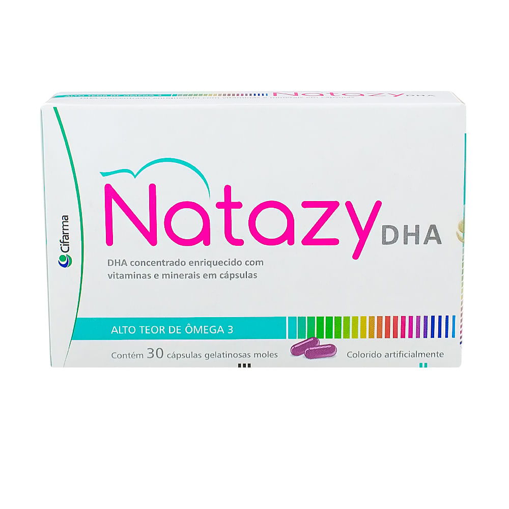 NATAZY-DHA-30CPS
