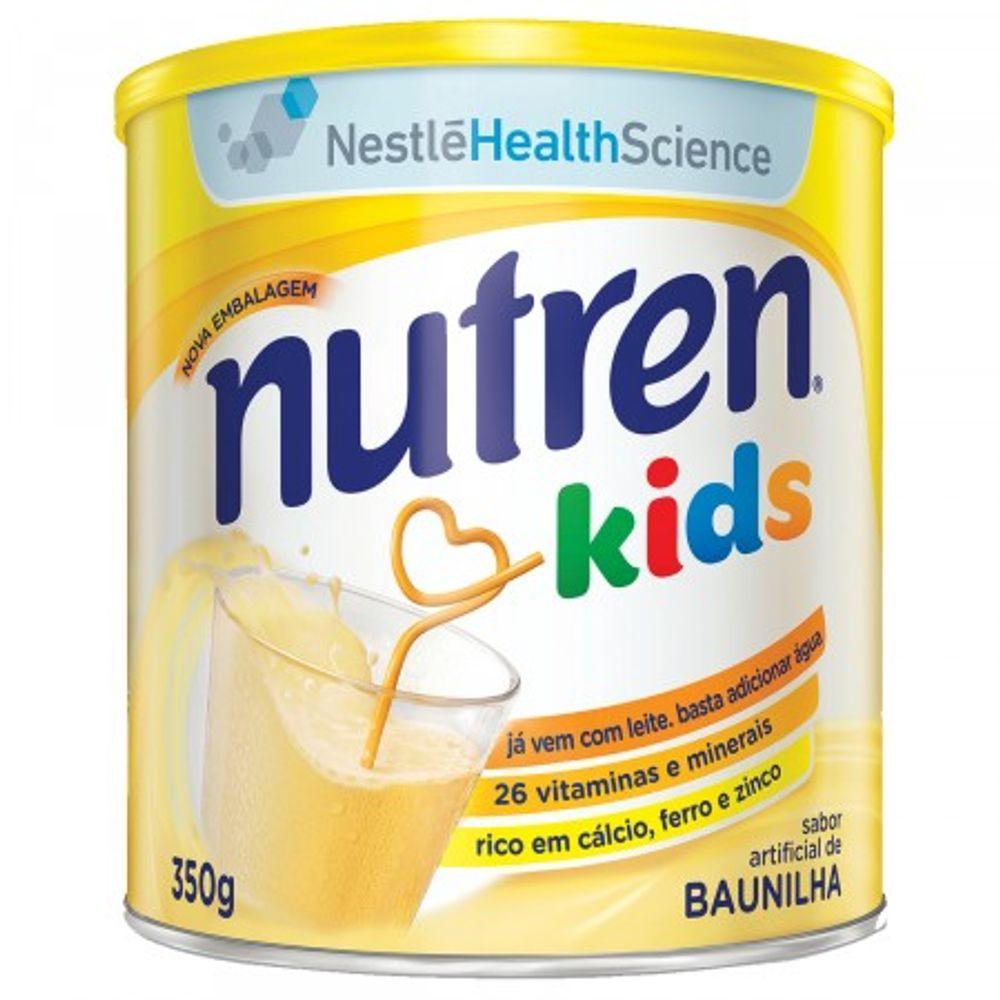 NUTREN-KIDS-BAUNILHA-350G
