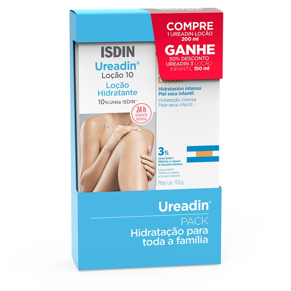 UREADIN-10--LOC.HIDRA.200ML--UREADIN-3-150ML-PACK-