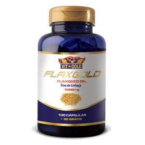 Vit-Gold-Flaxgold-Oleo-Linhaca-100-Capsulas-