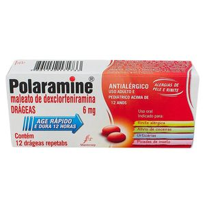 Polaramine-6Mg-Caixa-Com-12-Drageas-