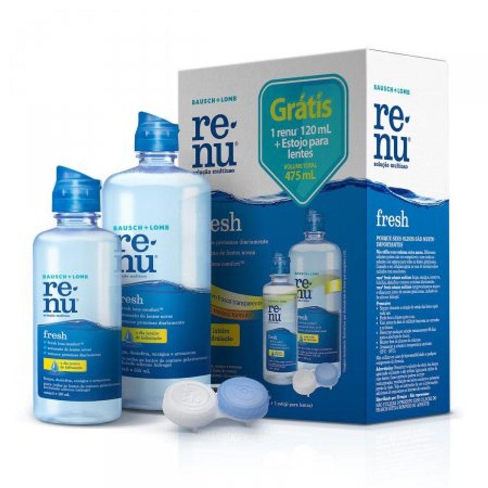 Renu-Fresh-Frasco-Com-355Ml---Frasco-Com-120Ml---Estojo