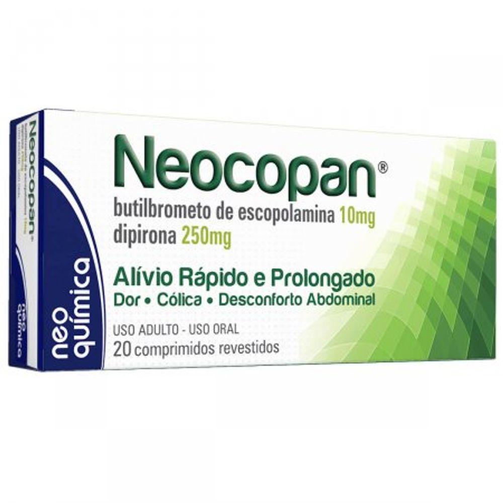 Neocopan-10---250Mg-Caixa-Com-20-Comprimidos-Revestidos