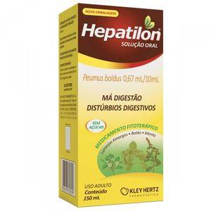 Hepatilon-150Ml-Hertz