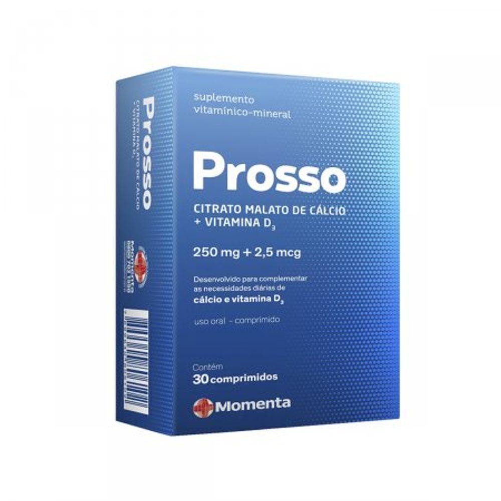 Prosso-250---25Mg-Caixa-Com-30-Comprimidos