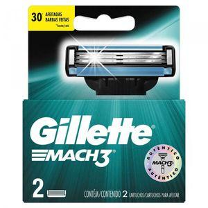 Carga-Gillette-Mach3-Com-2-Unidades