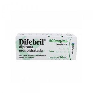 Difebril-500Mg-20Ml