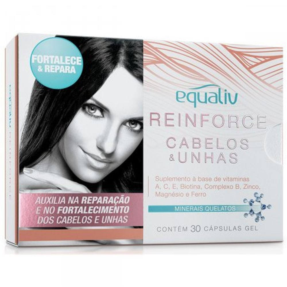 Equaliv-Reinforce-Com-30-Capsulas