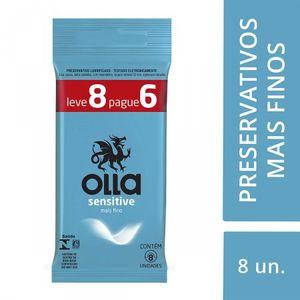 Preservativo-Lubrificado-Olla-Sensitive-Leve-8-Pague-6