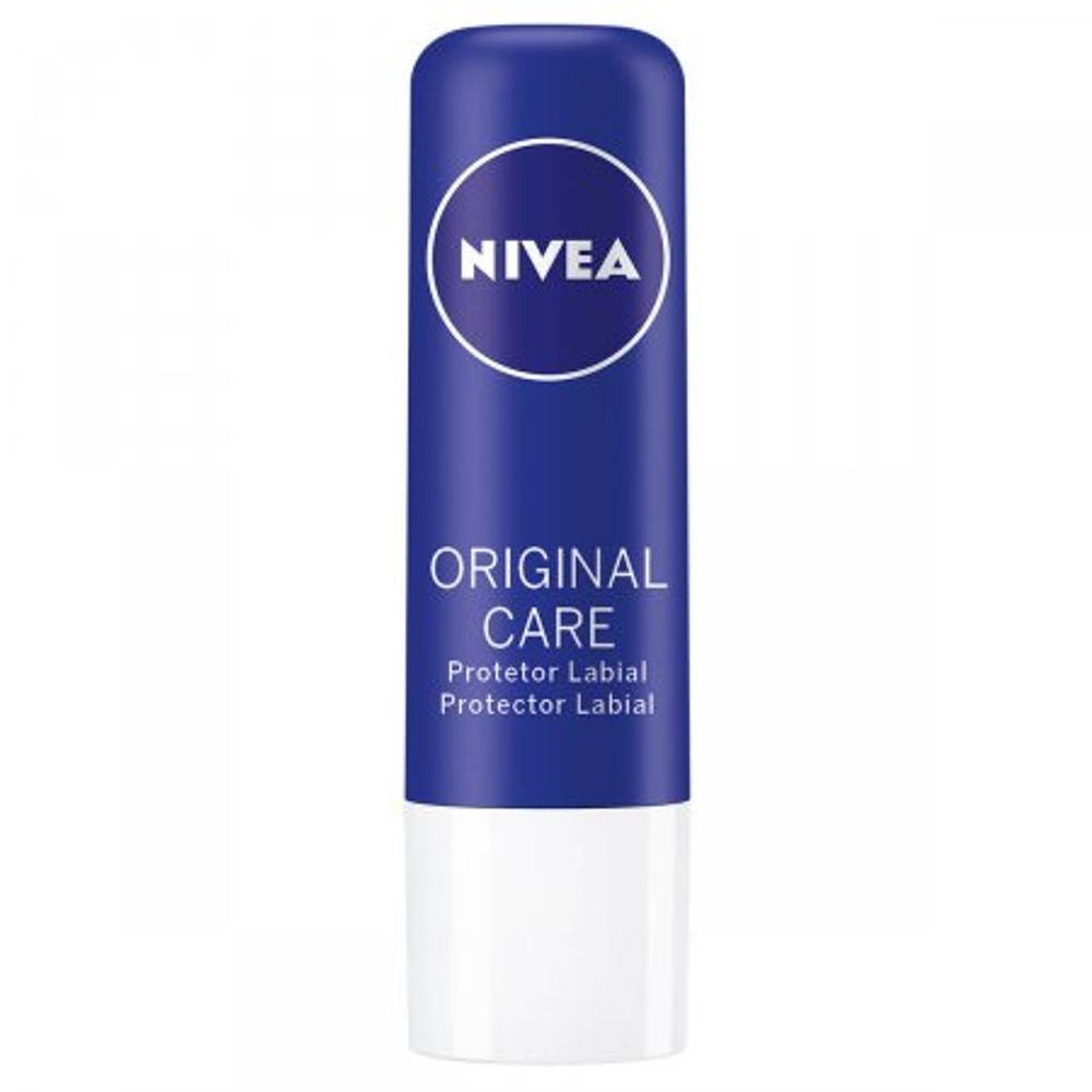 Protetor-Labial-Nivea-Essential-Care-Com-48G