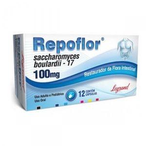 Repoflor-100Mg-Frasco-Com-12-Capsulas