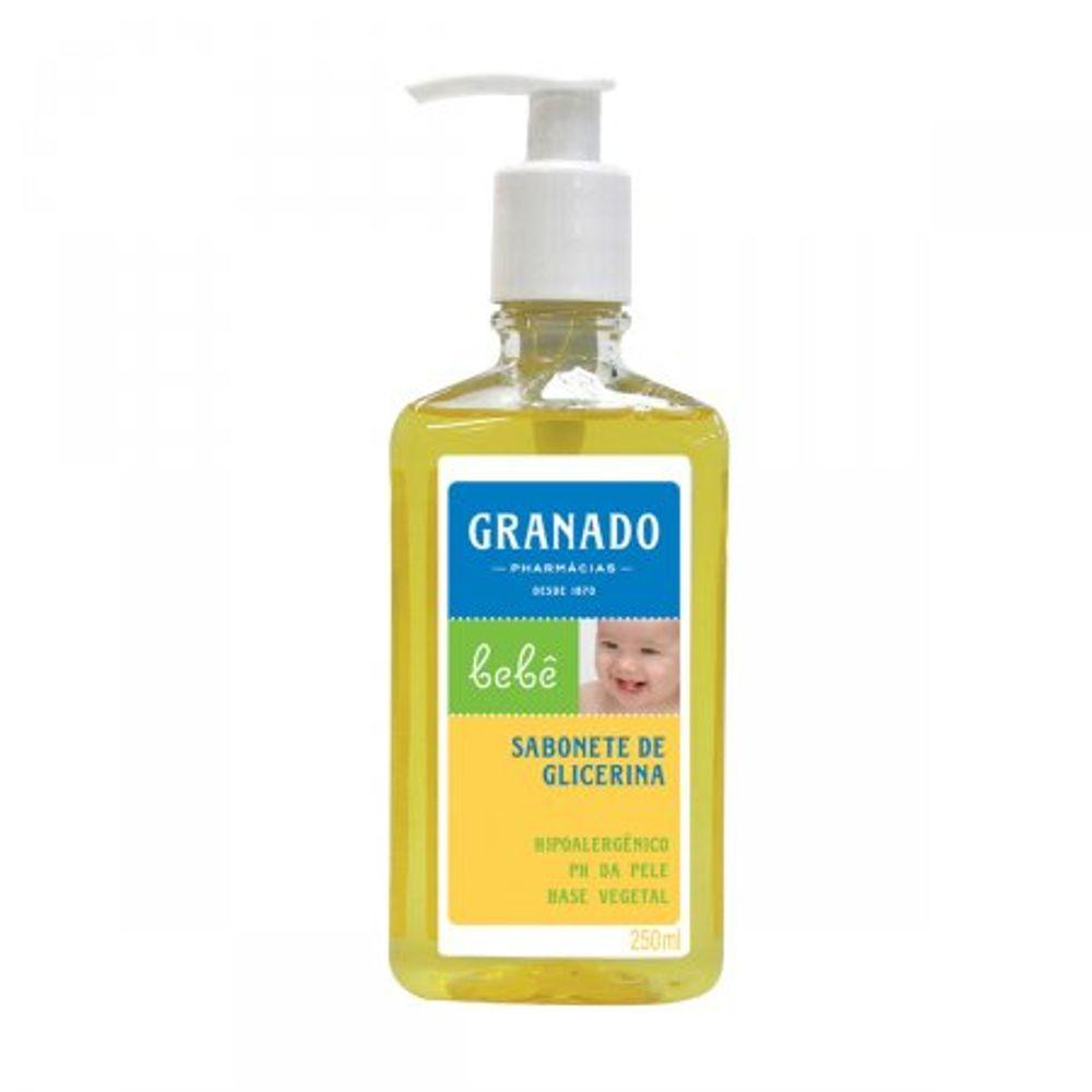 Sabonete-Liquido-De-Glicerina-Granado-Bebe-Tradicional-250Ml