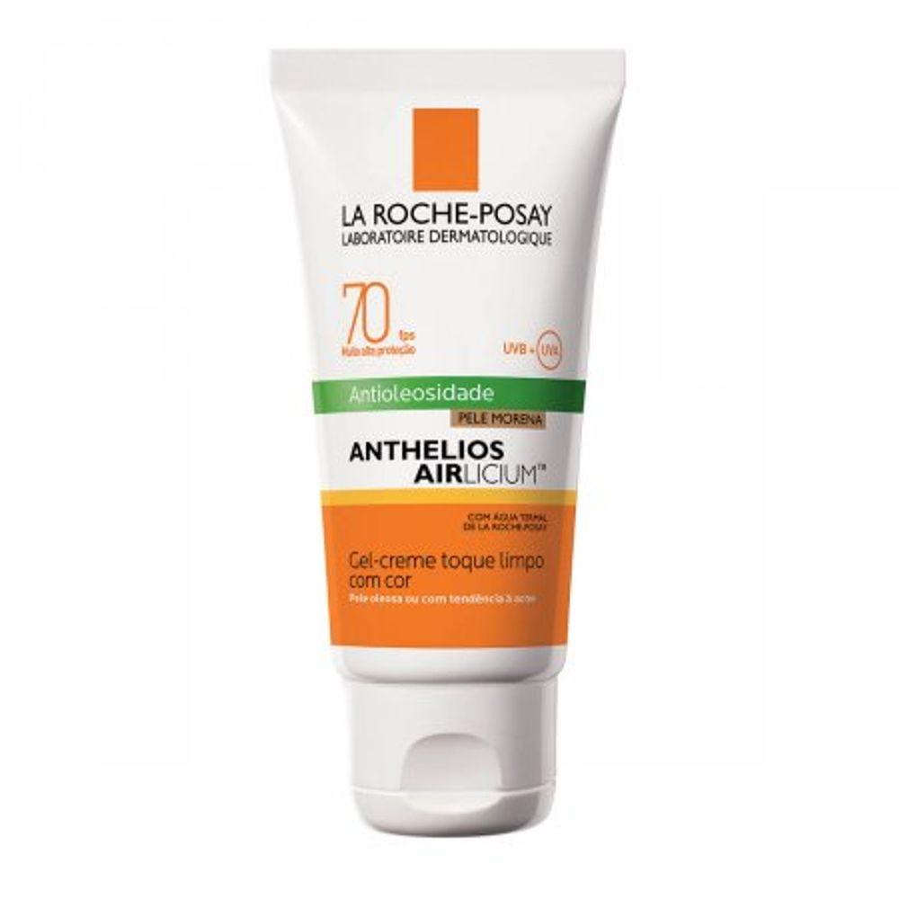 Protetor-Solar-Anthelios-Airlicium-La-Roche-Posay-Fps-70-Pele-Morena-50G
