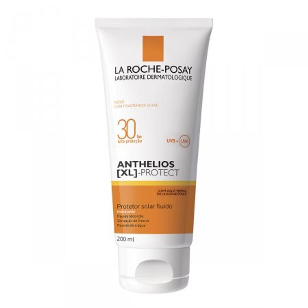 Protetor-Solar-Anthelios-La-Roche-Posay-Fps-30-Com-200Ml