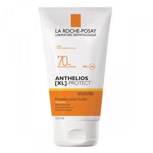 Protetor-Solar-Anthelios-Xl-Protect-La-Roche-Posay-Fps-70-Com-120Ml