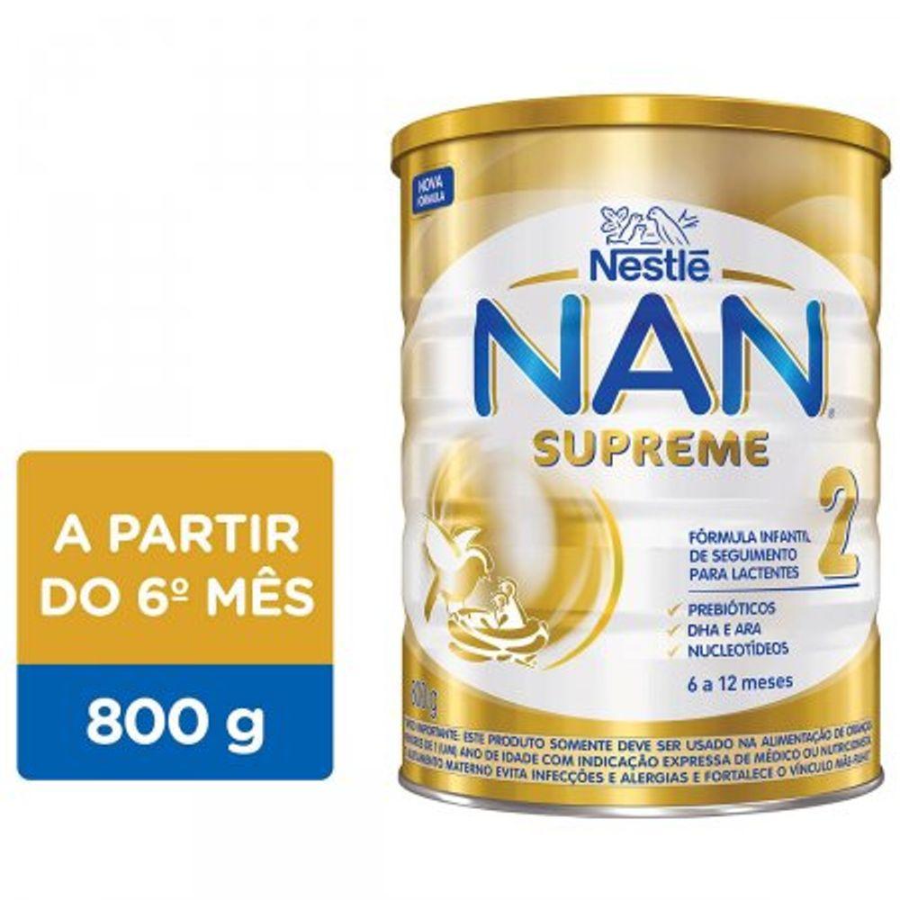 Nan-Supreme-2-Formula-Infantil-De-Seguimento-Para-Lactentes-A-Partir-Do-6º-Mes-Com-800G