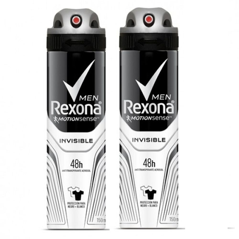 SKU43625-REXONA_AER.MASC.PACK2X90G_INVISIBLE-FUJI-