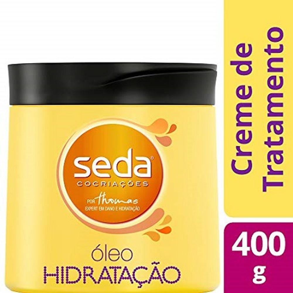 SKU45812-SEDA_OLEO_HIDRATACAO_CR.TRAT.400G