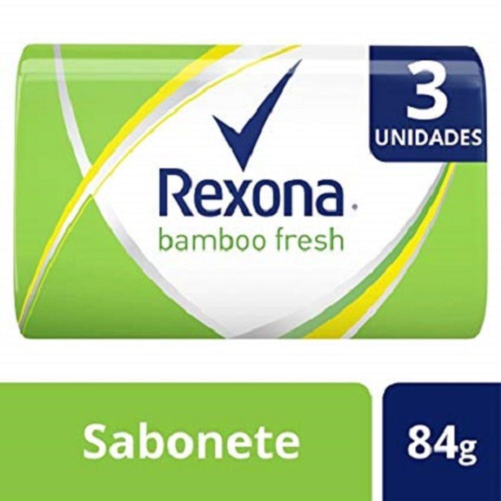 SKU46650-REXONA_SAB.3X84G_BAMBOO_FRESH_-IND-