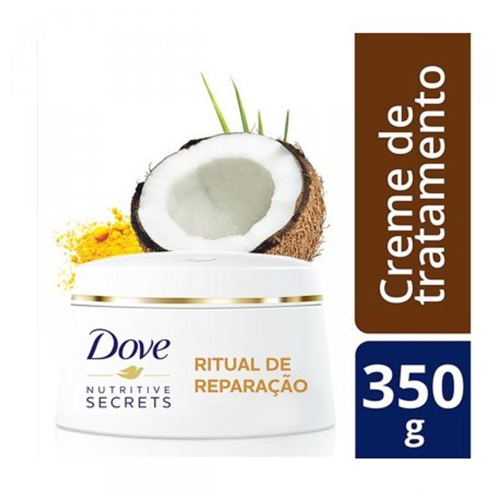 Creme-De-Tratamento-Dove-Ritual-De-Reparacao-350G