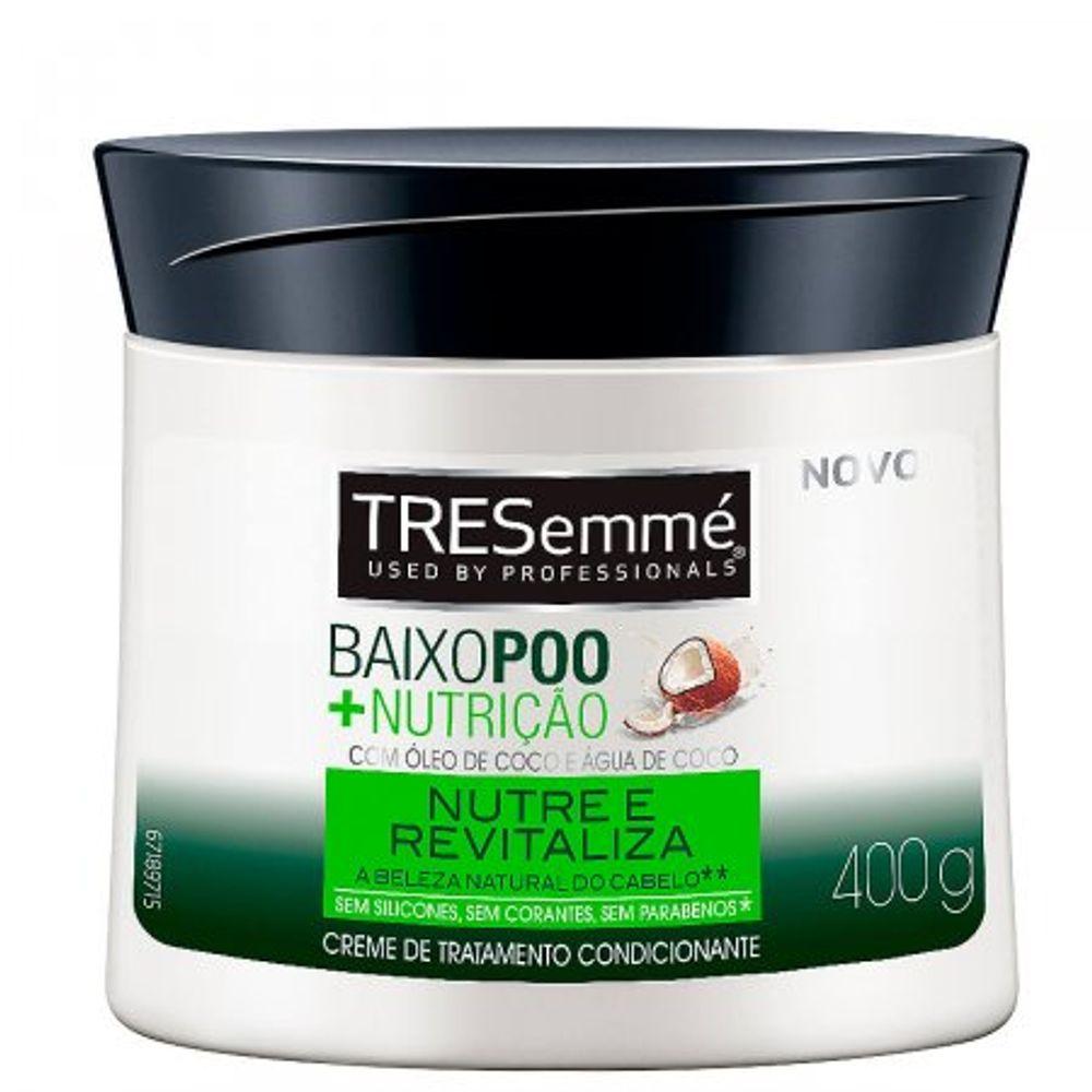 Creme-De-Tratamento-Tresemme-Baixo-Poo---Nutricao-Com-400G
