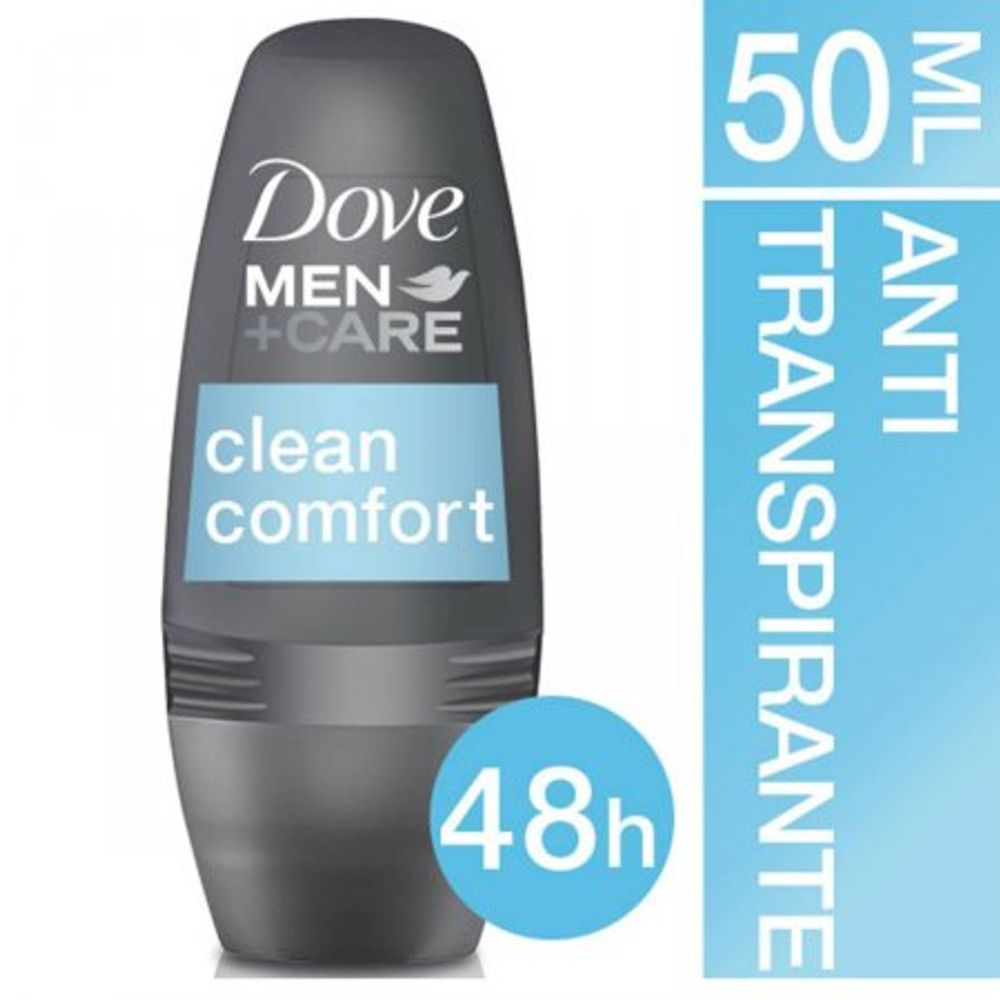 Desodorante-Dove-Men---Care-Clean-Comfort-Roll-On-50Ml