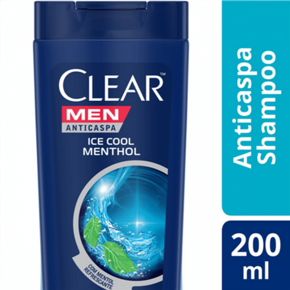 Shampoo-Anticaspa-Clear-Men-Ice-Cool-Menthol-200Ml