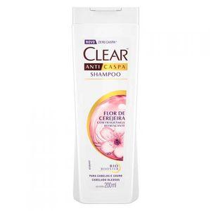 Shampoo-Clear-Women-Anticaspa-Flor-De-Cerejeira-200Ml