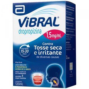 Vibral-Xarope-PediAtrico-Com-120-Ml