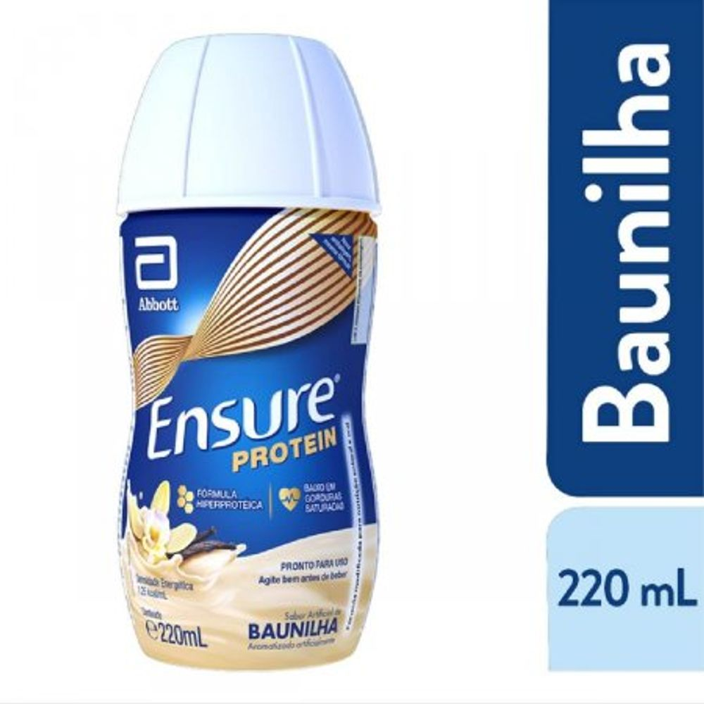 Ensure-Protein-Sabor-Baunilha-Com-220Ml