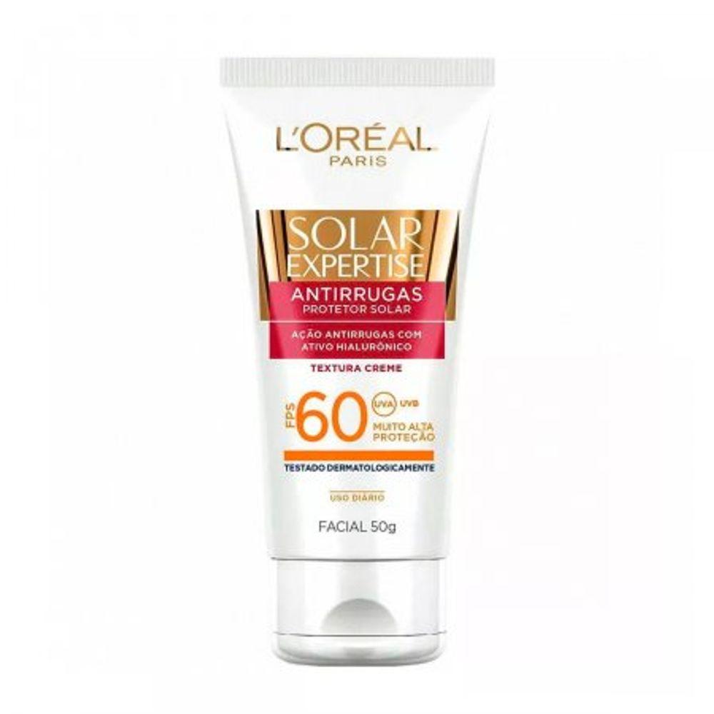 Protetor-Solar-Facial-L-Oreal-Solar-Expertise-Fps-60-Locao-Oil-Free-Protetor-Solar-Facial-L-Oreal-Solar-Expertise-Fps-60-Locao-Oil-Free-Com-50G
