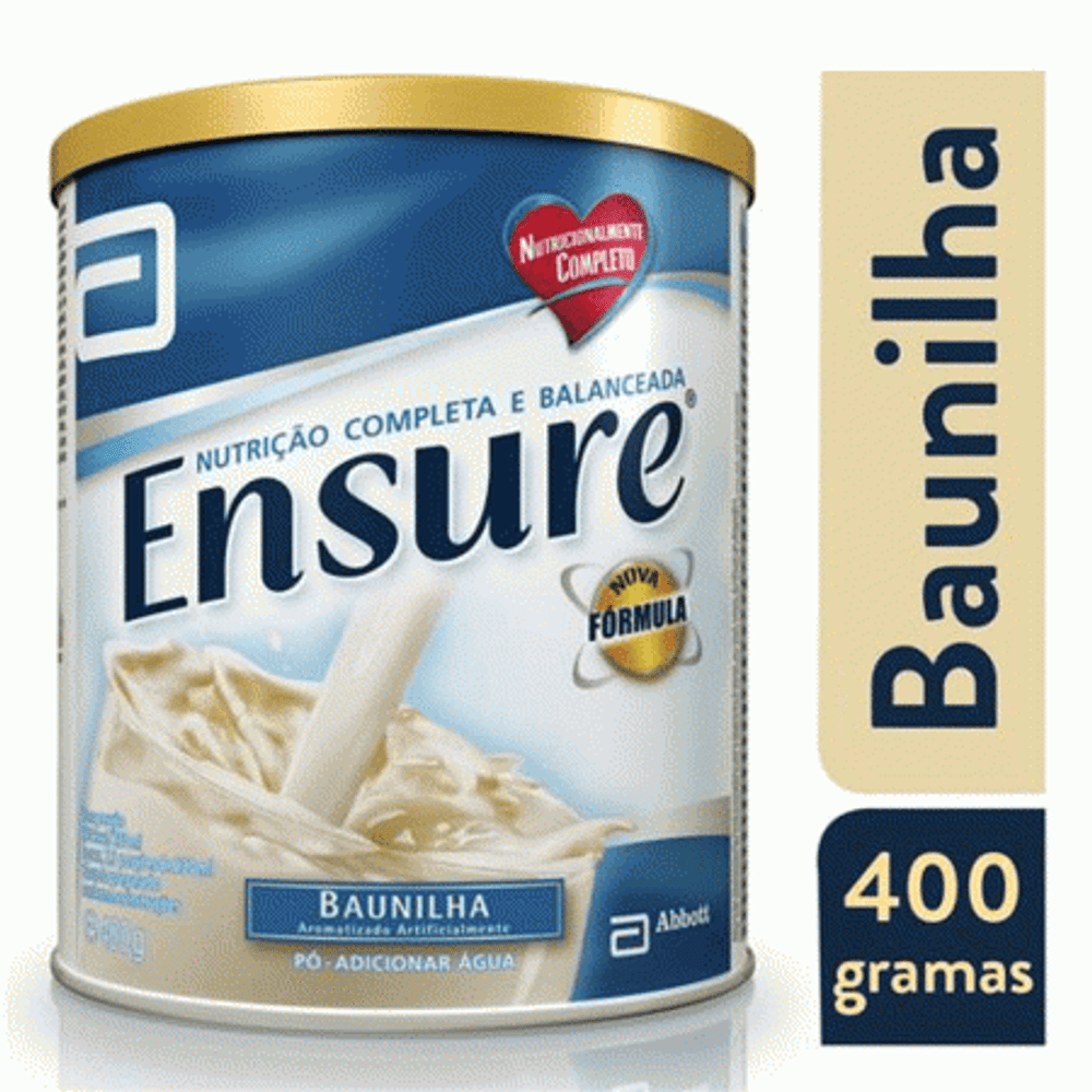 Ensure-Po-Ng-Sabor-Sweet-Baunilha-Com-400G