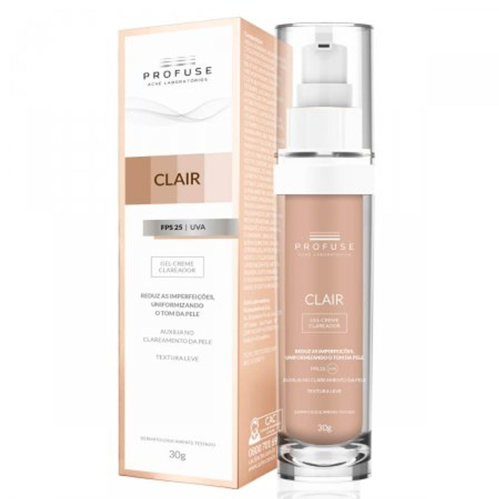 Gel-Creme-Clareador-Profuse-Clair